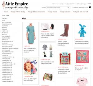 Attic-Emire-Blog-page