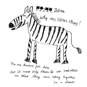 nono-zebra