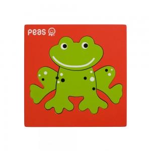peas-puzzle-frog
