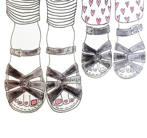 salt-water-sandals-illustration